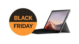 Microsoft Surface Pro 7 Black Friday deal