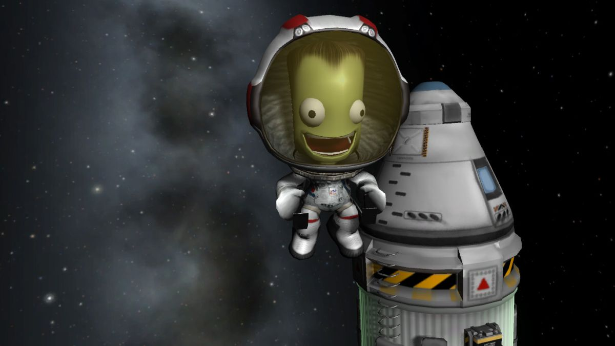 What 4,000 hours of Kerbal Space Program taught this father about space, engineering, and passion