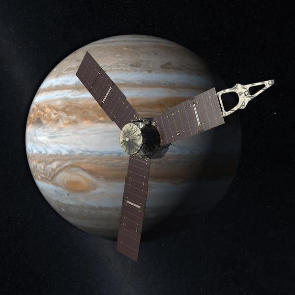 Juno: Taking a Long Look at Jupiter