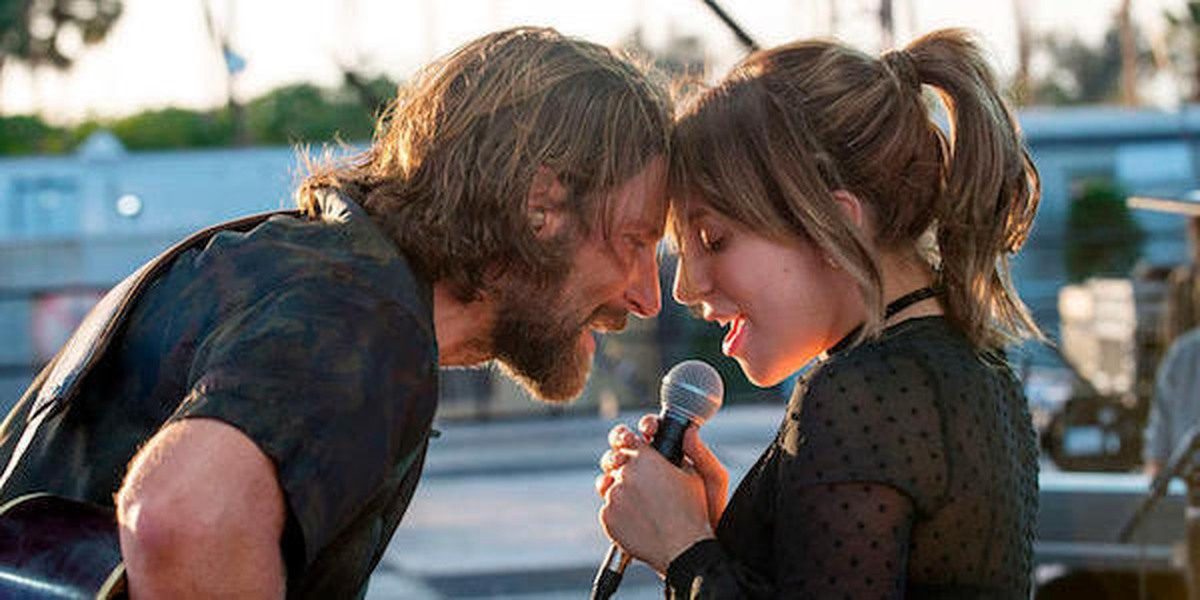 Bradley Cooper, Lady Gaga - A Star Is Born