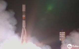 New Russian Docking Port Launches Toward Space Station