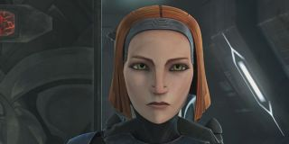 Bo Katan in The Clone Wars