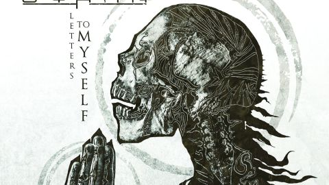 Cover art for Cyhra - Letters To Myself album