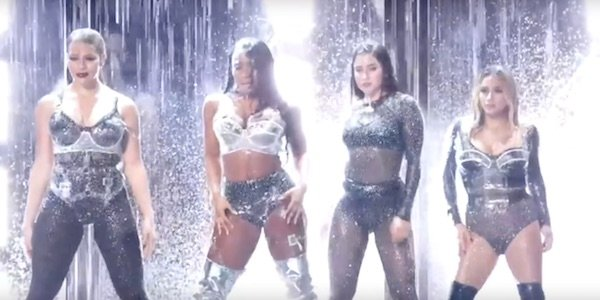 Fifth Harmony 2017 MTV VMA performance