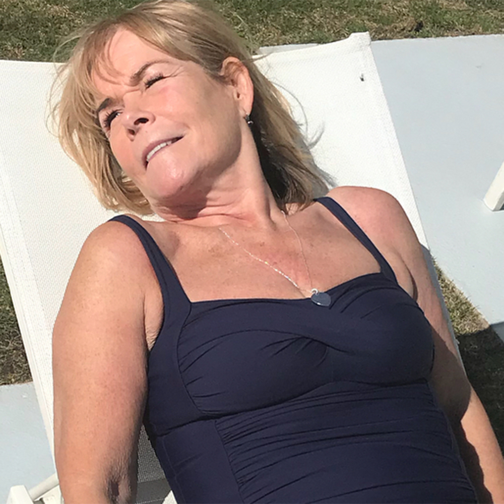 ac5e1c97a02 Linda Robson loves this best-selling Marks & Spencer swimsuit