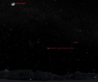 """Demon Star"" Algol Sky Map February 2013"