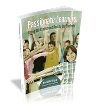 Passionate Learners - Webinar with author Pernille Ripp