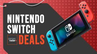 Cheap Nintendo Switch bundles