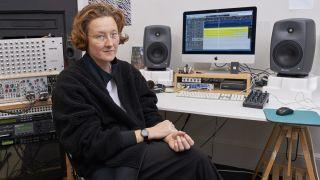 Beatrice Dillon studio