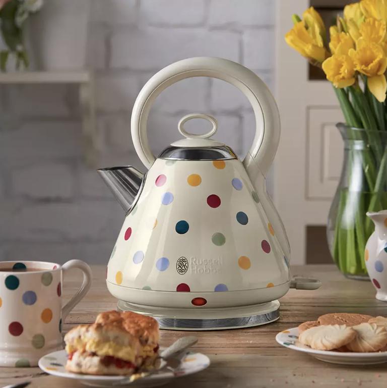 Emma Bridgewater/Russell Hobbs kettle