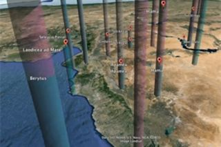 Google Earth Maps Ancient Trade Routes