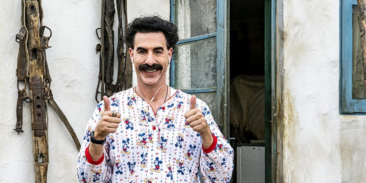 Sacha Baron Cohen's Borat 2 Already Facing A Lawsuit And It's Not Even Out Yet