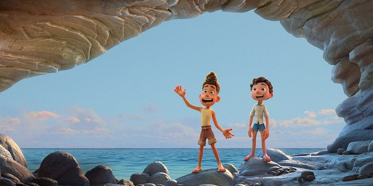 Pixar's Luca Director Tells Fans Where To Look For Easter Eggs In The Film