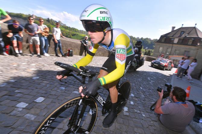 Rohan Dennis (BMC Racing Team) at Tour de Romandie prologue