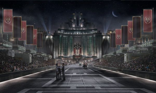 The Capitol Hunger Games