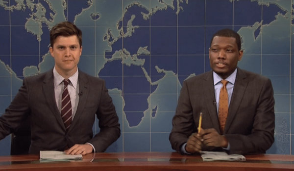 Saturday Night Live Weekend Update