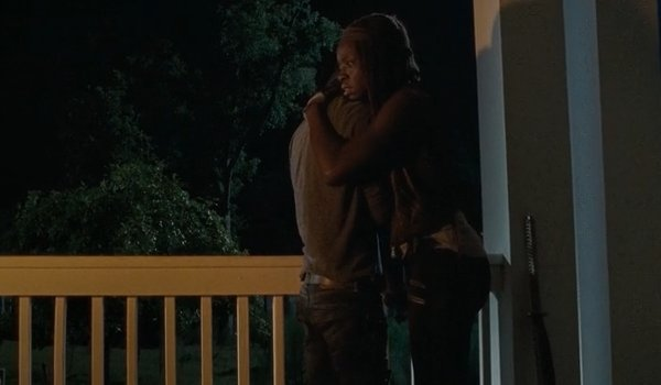 carl and rick relationship trust