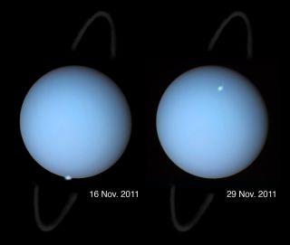 Uranus Auroras, 2011