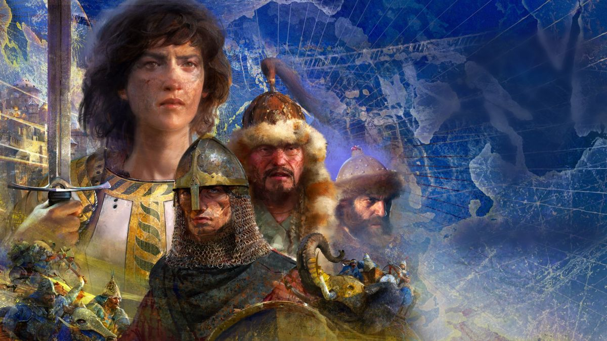 Age of Empires 4's last launch civs are the Holy Roman Empire and the Rus