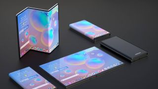Foldable iPhone coming?