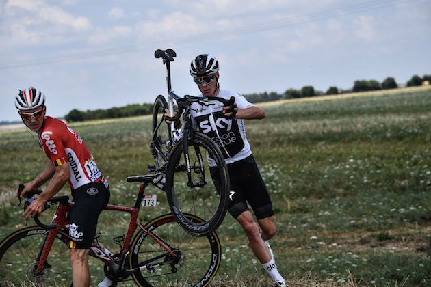 69c42f0d4 Five talking points from stage one of the Tour de France - Cycling ...