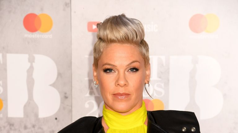 Pink has offered to help the Norwegian women's volleyball team after they were fined for refusing to wear bikini bottoms at a recent game