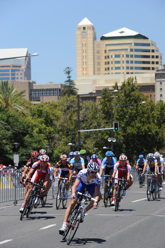 Tour Down Under 2012, stage six