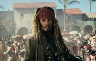 Pirates of The Caribbean Salazars Revenge Johnny Depp