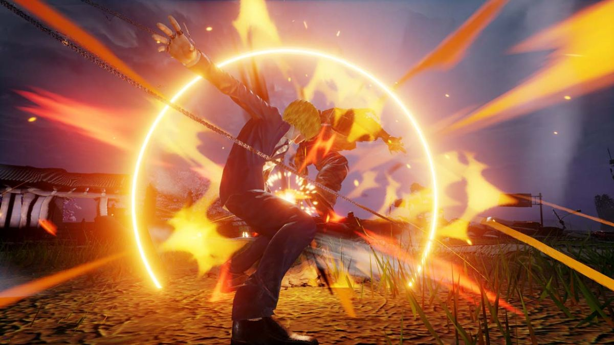 Jump Force adds four more characters, gets early 2019 release date