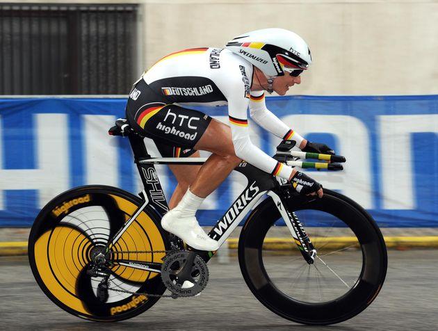 Judith Arndt wins women's TT, World Champs 2011