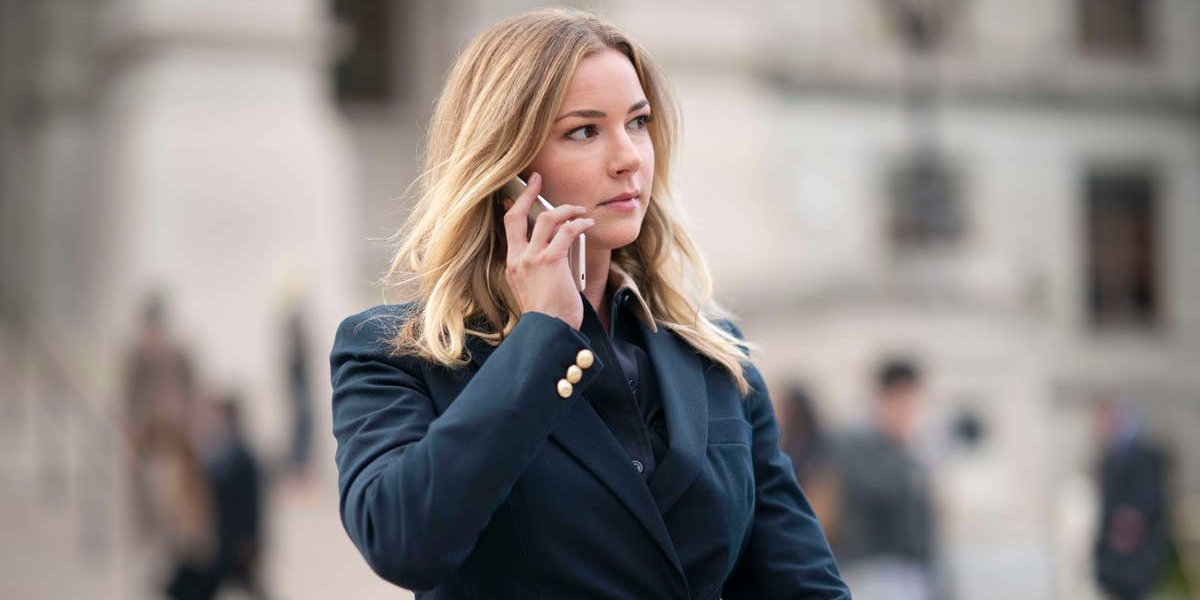 Emily VanCamp on The Falcon and the Winter Soldier