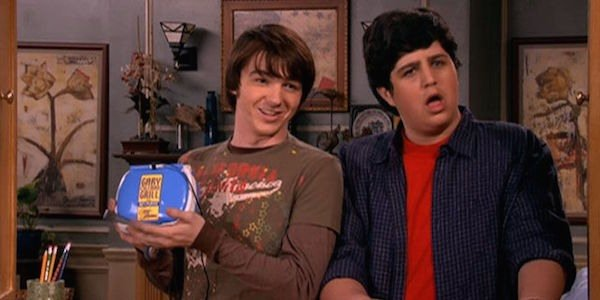 Drake & Josh Drake Bell Josh Peck Drake & Josh Nickelodeon