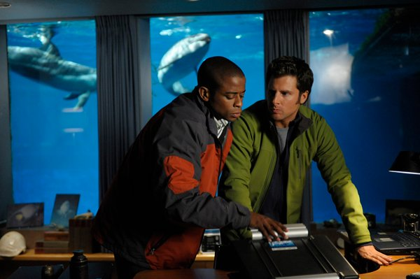 TV Review - Psych - Six Feet Under The Sea #4939