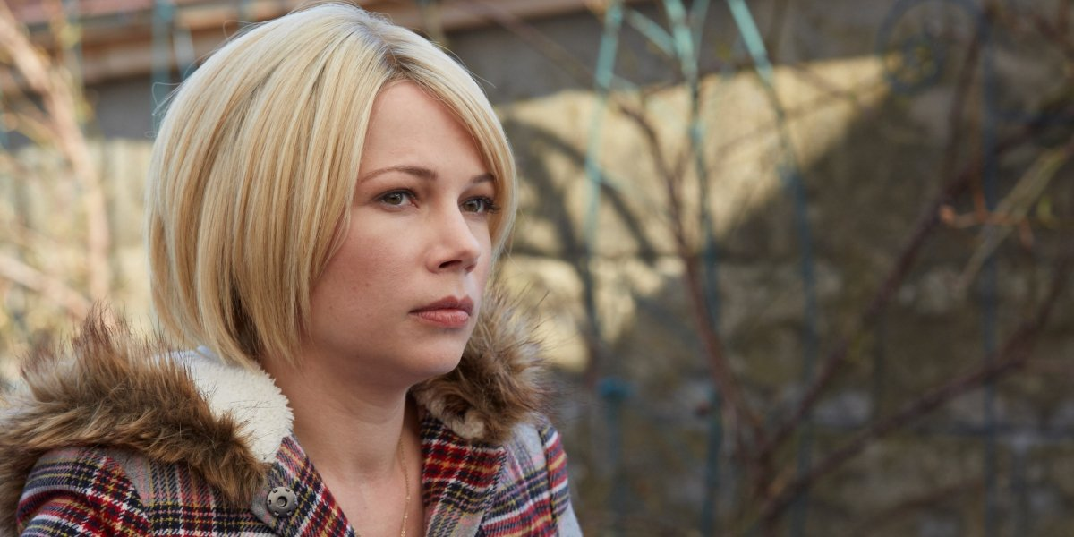 Michelle Williams in Manchester by the Sea