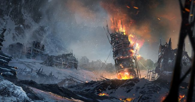 Frostpunk's free Fall of Winterhome expansion is coming soon