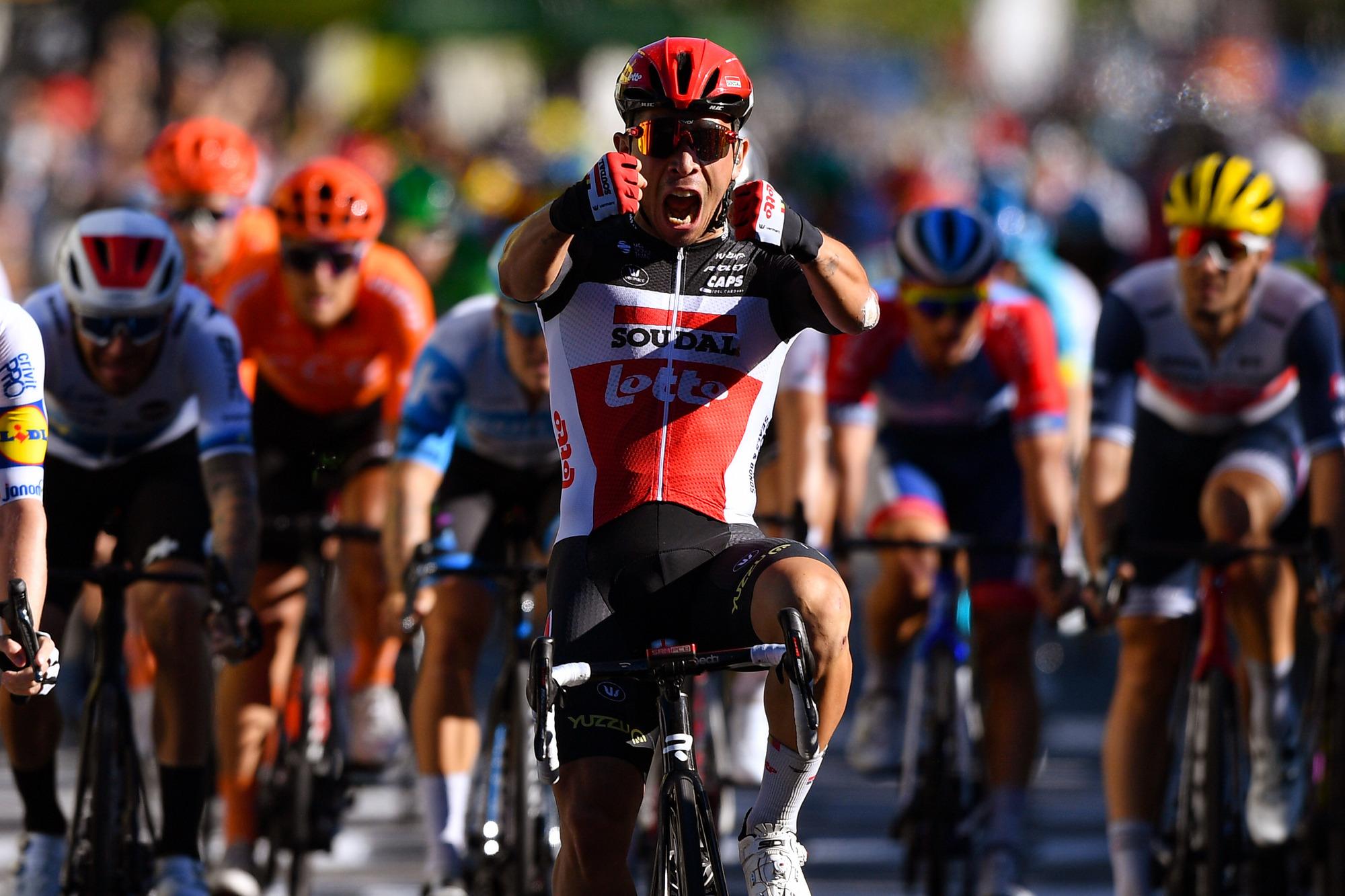 Tour de France 2020 107th Edition 3rd stage Nice Sisteron 198 km 31082020 photo POOL David StockmanBelgaBettiniPhoto2020