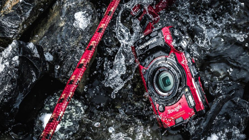 best point-and-shoot cameras: Olympus Tough TG-6