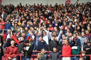 Bristol City v Blackpool – Sky Bet Championship – Ashton Gate