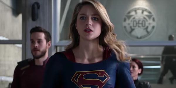 Kara Melissa Benoist Supergirl The CW