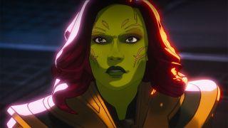 Thanos Killer Gamora in What If