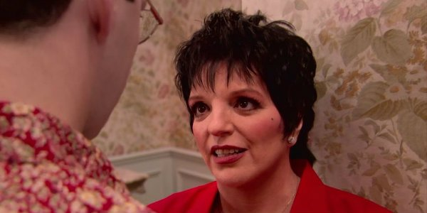 Liza Minnelli Is Not Happy About The Judy Garland Biopic