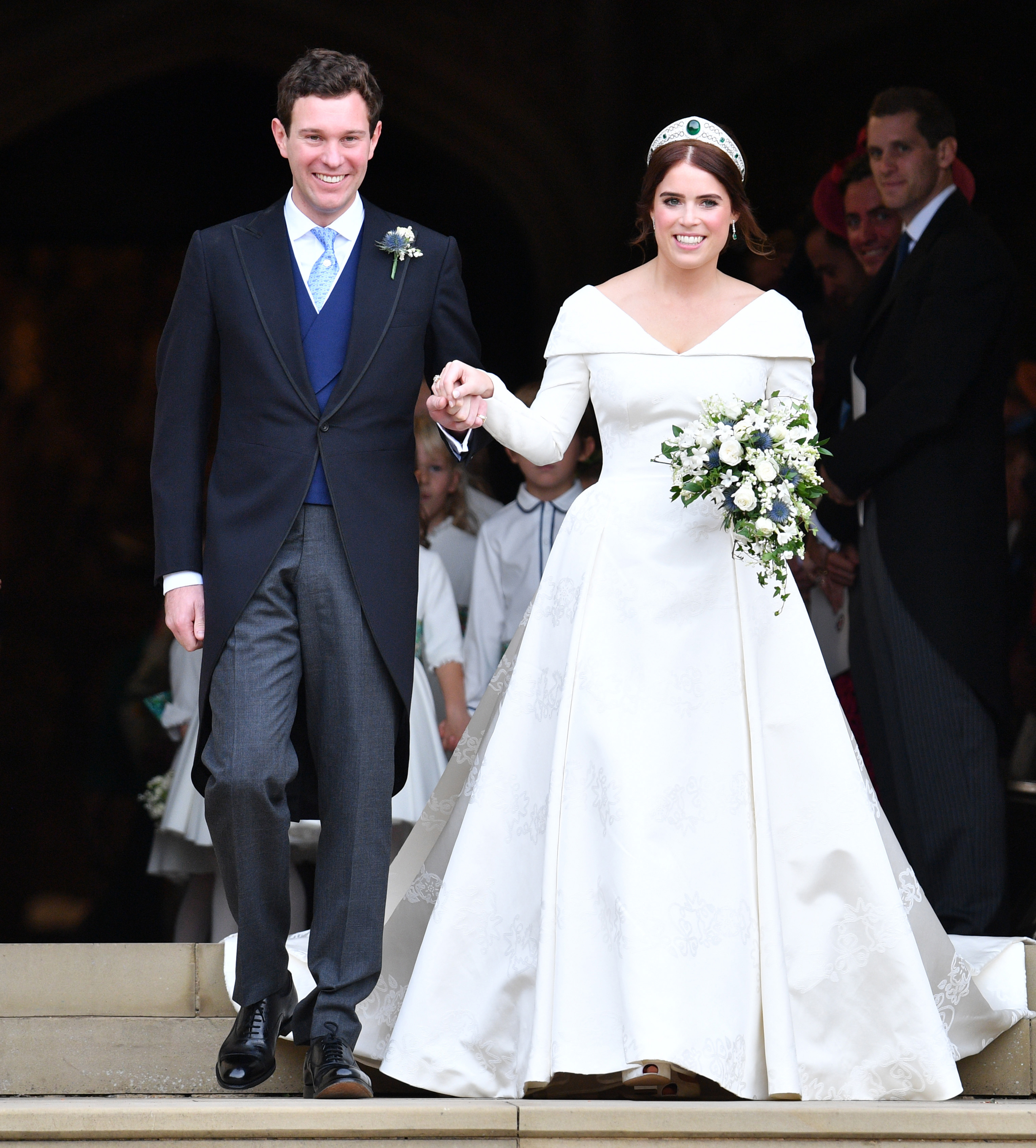 Celebrity Wedding Outfits 2019: Sarah Ferguson Reacts To Speculation That Princess Eugenie