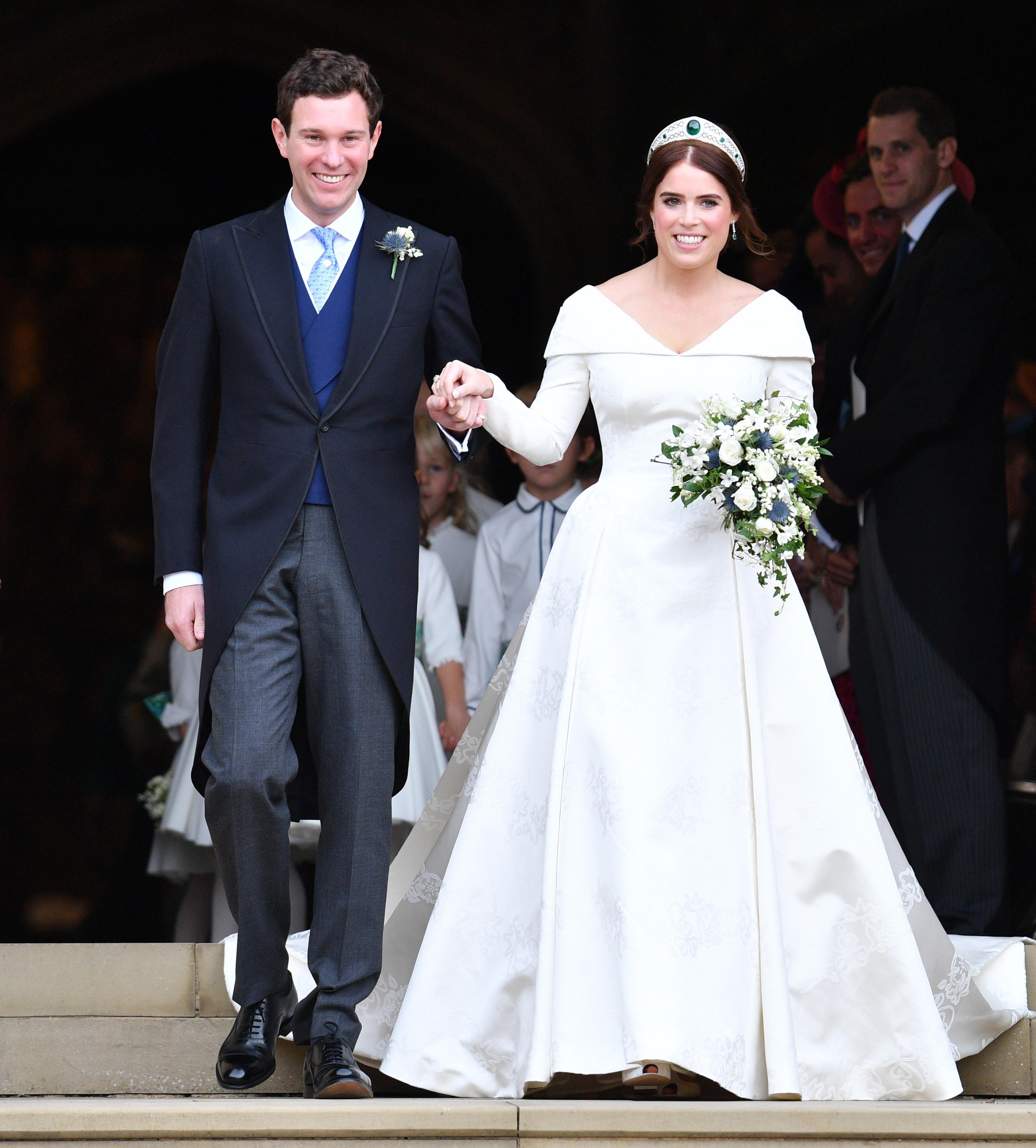 Celebrity Wedding Dresses 2019: Sarah Ferguson Reacts To Speculation That Princess Eugenie