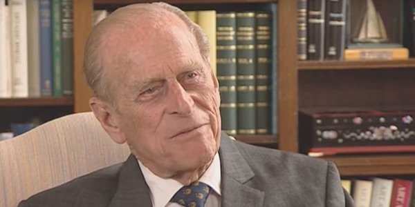 Prince Philip BBC interview
