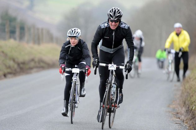 Cycling Weekly Wiltshire Wildcat Sportive 2013