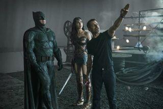Justice League Affleck Gadot Snyder