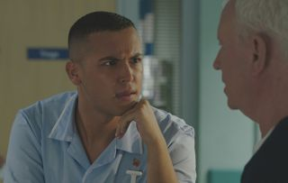 Casualty shock! Ex EastEnders actor Shaheen Jafargholi, who played tragic Shakil, joining show!!