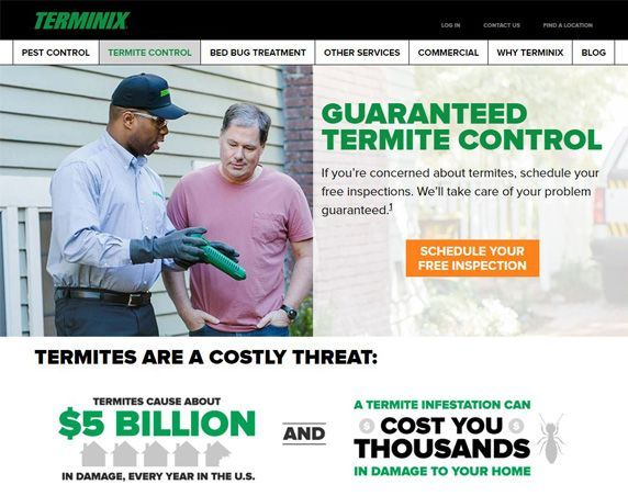 Terminix Review - Pros, Cons and Verdict | Top Ten Reviews