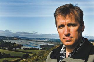 Author James Rollins.