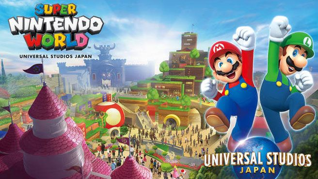 3 reasons why we're super excited about Super Nintendo World